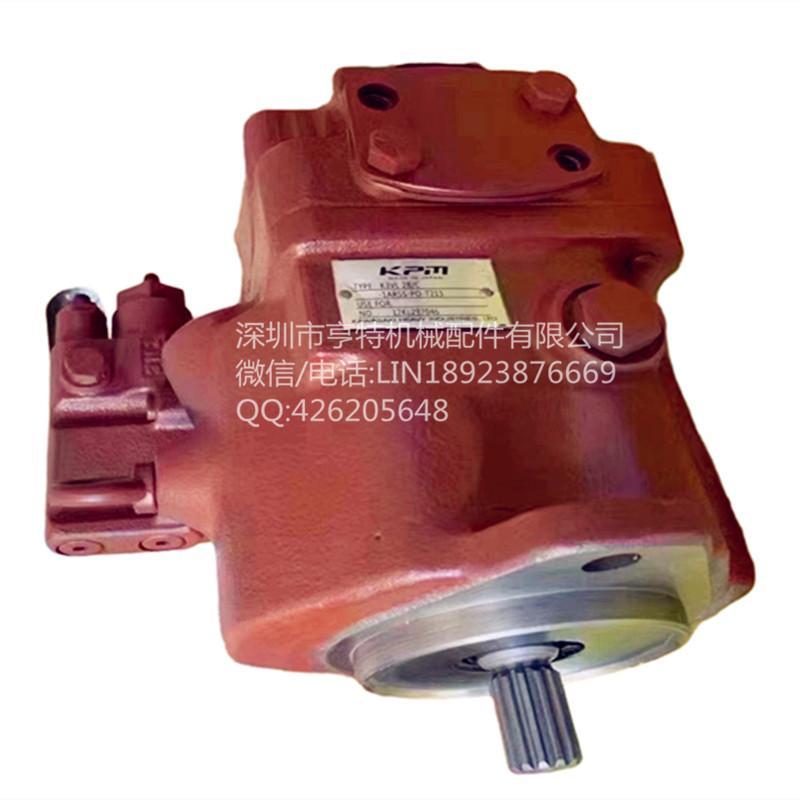 K3VL28/C-1AR5S-PO-T213 KAWASAKI Hydraulic Pump Constant pressure pump 1