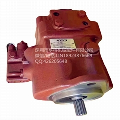 K3VL28/C-1AR5S-PO-T213 KAWASAKI Hydraulic Pump Constant pressure pump