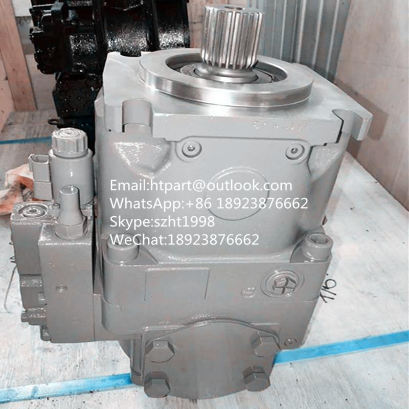 卡特力士乐柱塞泵AA4VG125HDD1/32R-NXF60F001D-S 1