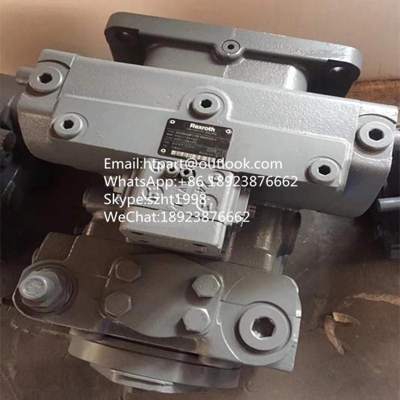 A4VG140EP4D1/32R-NAF02F021DP Rexroth Piston Pump Mixer Truck Hydraulic Pump 1