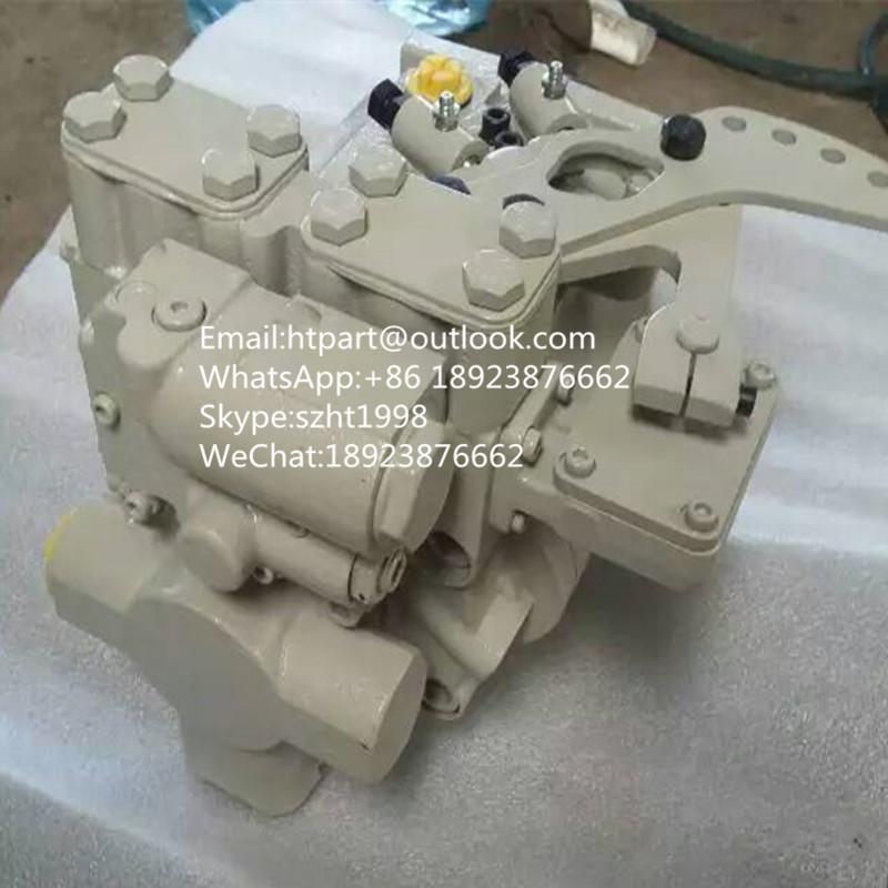PSVS-90A KYB Hydraulic Pump  Concrete Mixer Truck Hydraulic PUMP 1