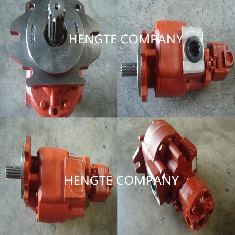 KFP51100-KP1013CBGH 26787-12081日立建機裝載機LX190-7液壓泵 1