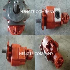 KFP51100-KP1013CBGH 26787-12081日立建機裝載機LX190-7液壓泵