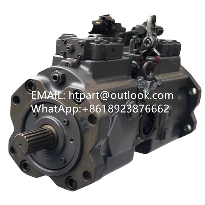 沃爾沃350D液壓泵川崎K5V160DT電控款液壓泵總成 1