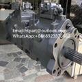 進口沃爾沃EC700液壓泵K3