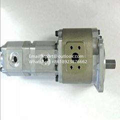 日立LX70-5裝載機液壓齒輪泵 FT3-56.20-11R532