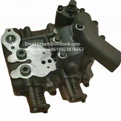 KOMATSU Bulldozer spare parts D31 Oil Pump CAT Bulldozdr Hydraulic va  e