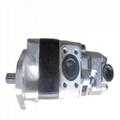小松叉车齿轮泵KRP4-25AENDJ 3EC-60-39920 KFP3260-KP1005AK
