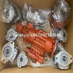 KYB 齿轮泵KRP4-27CBDDHJ KP5063-63
