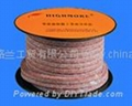 expanded (flexible) graphite yarns, expanded graphite rolling (sheets) 2