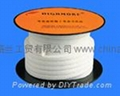 expanded (flexible) graphite yarns, expanded graphite rolling (sheets) 3