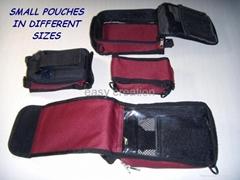 mini pouches