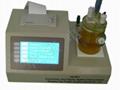 微量水分测定仪,变压器油微水测