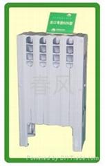 弯肋型散热器