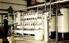 耐溶剂纳滤膜过滤浓缩设备
