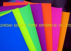 COLOR FLUORESCENT PAPER/