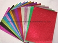 COLOR GLITTER PAPER FOR CRAFT WORK AND WRAPPING 4