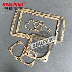 进口纤维纸垫 耐油纸垫 flexoid缓冲垫调整间隙耐机油润滑油垫片