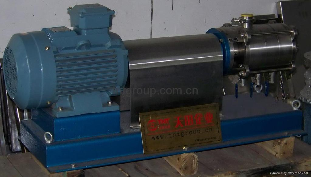 乳化泵 1
