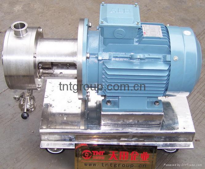乳化泵 4