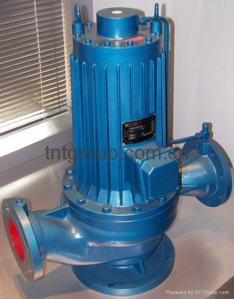 屏蔽泵 1