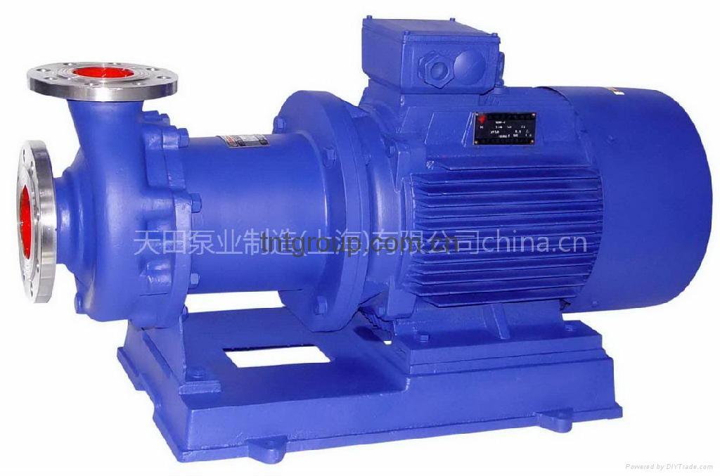 磁力驅動泵 1