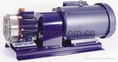 高压多柱塞隔膜泵