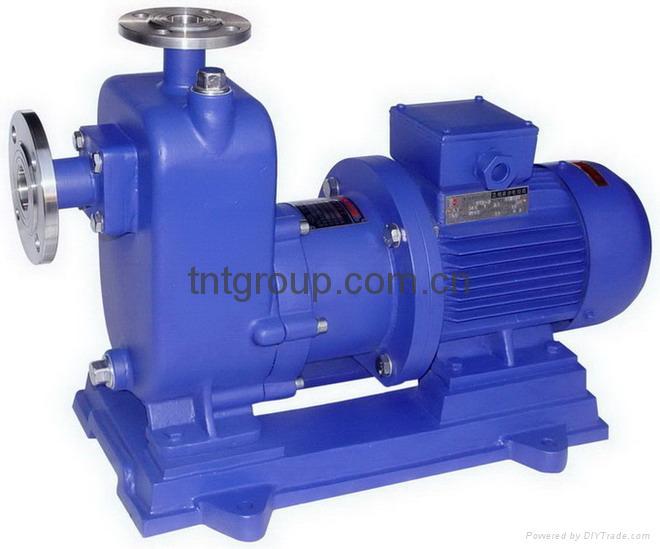 自吸磁力泵 1