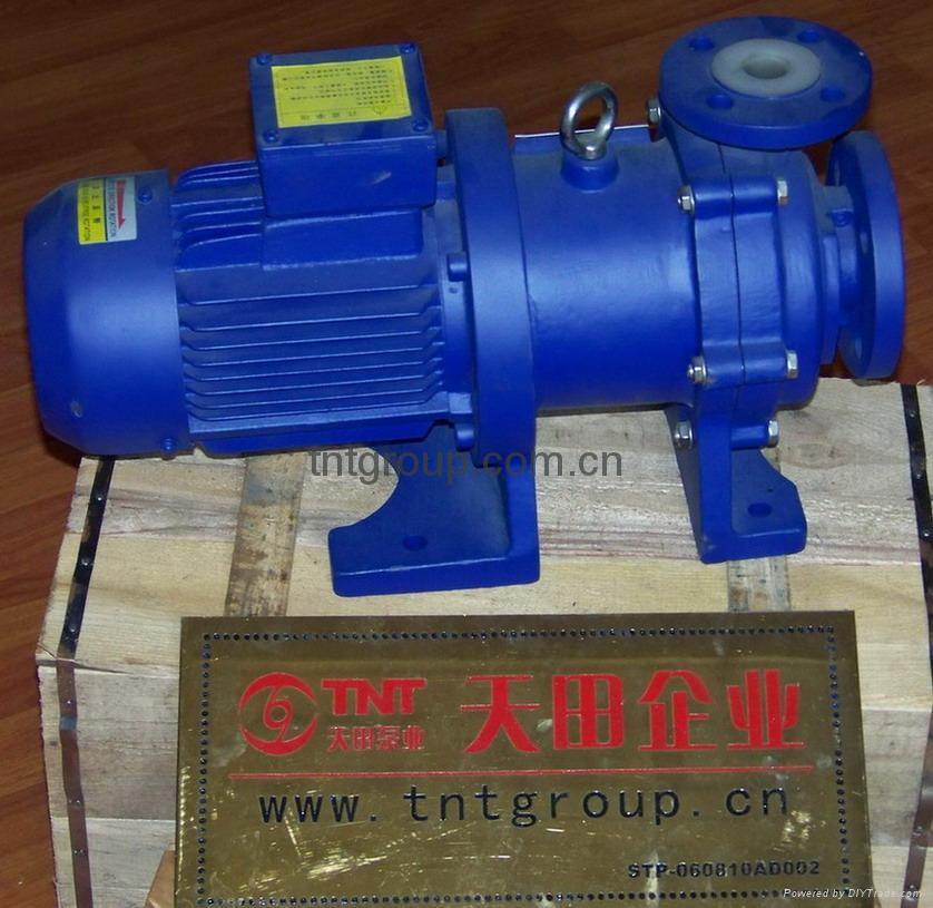 氟塑料磁力泵 1