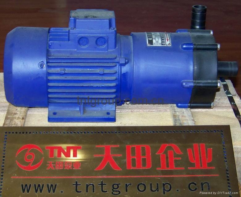 氟塑料磁力泵 2