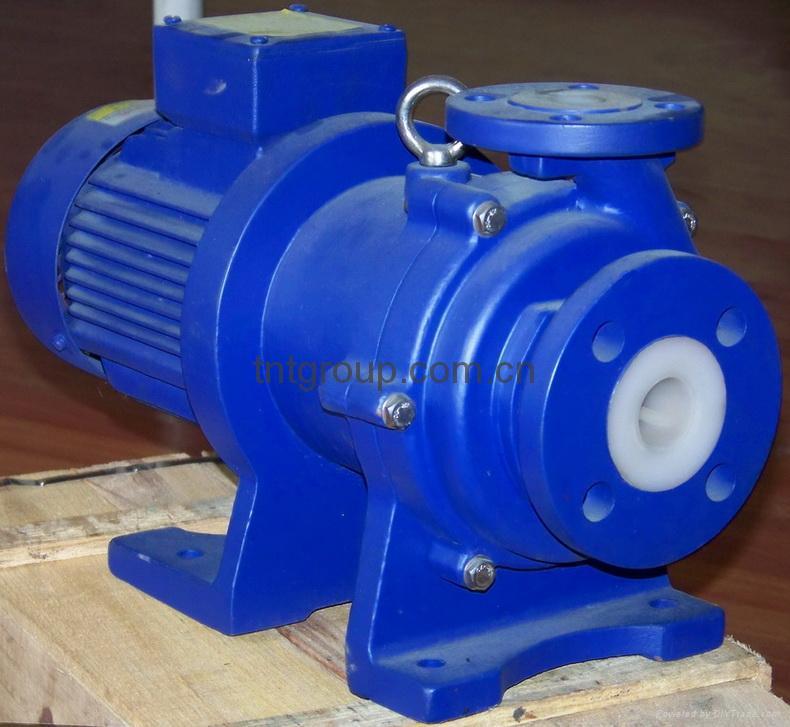 氟塑料磁力泵 4