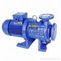 氟塑料磁力泵 5