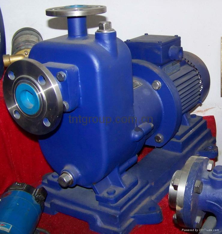 自吸磁力泵 2