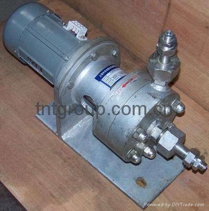 高溫高壓磁力泵 1