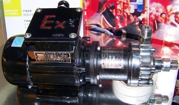 高溫高壓磁力泵 2