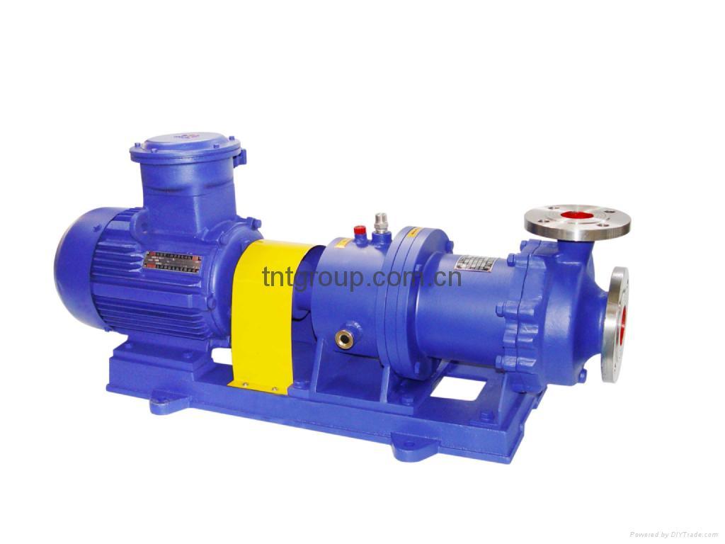 高溫高壓磁力泵 4