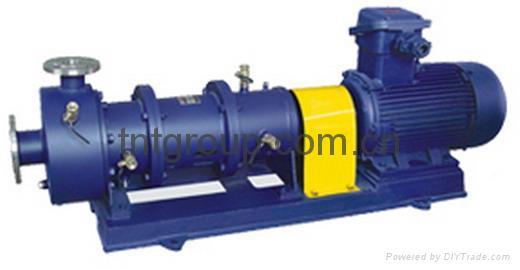 高溫高壓磁力泵 5