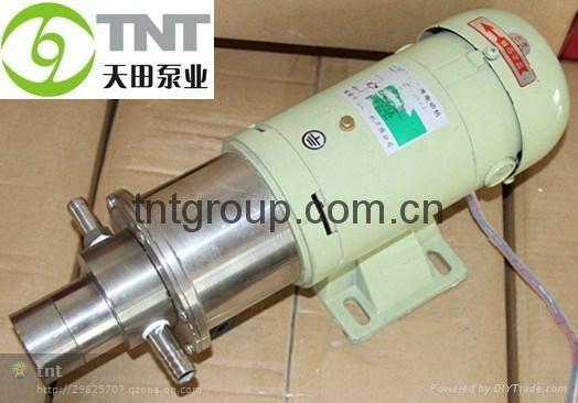磁力齒輪泵 1
