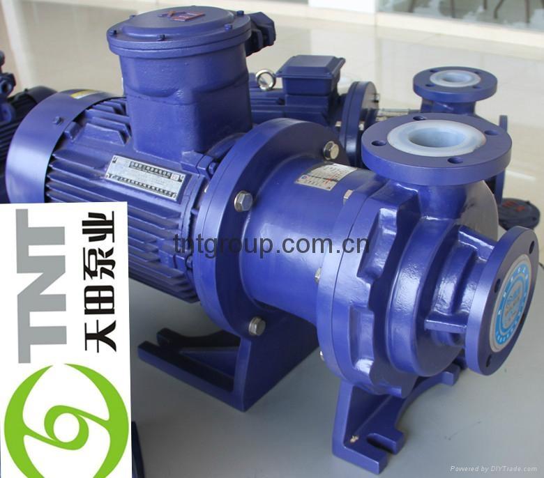 磁力齿轮泵 2