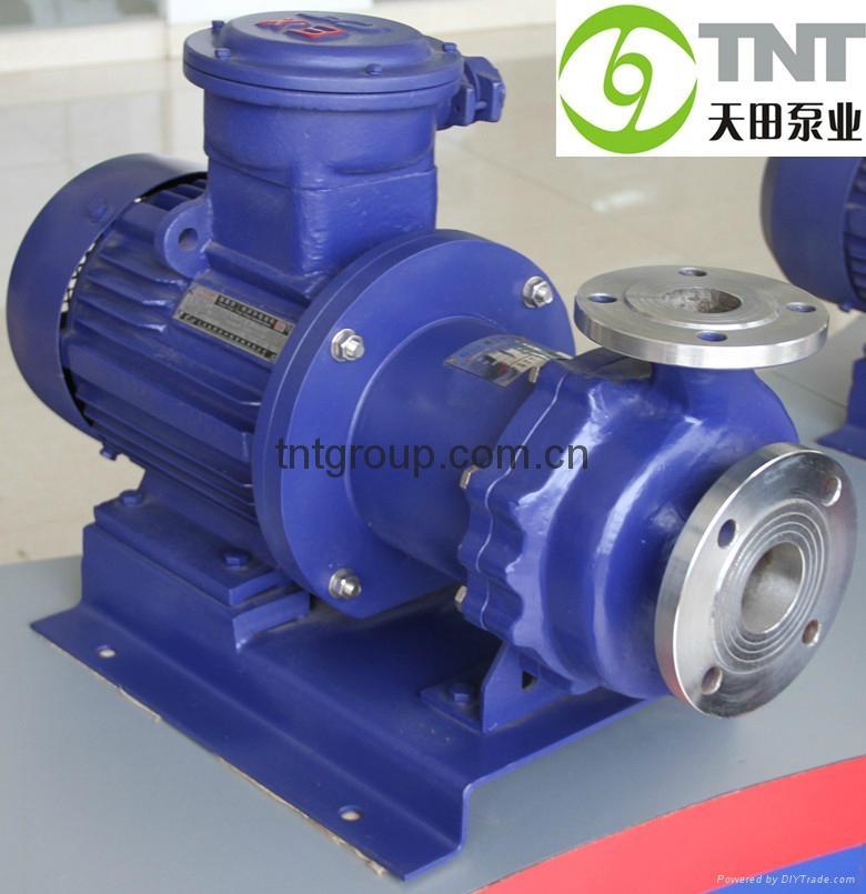 磁力齒輪泵 4