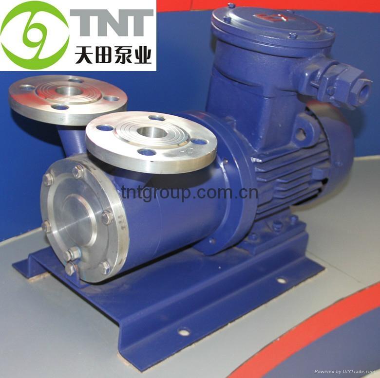 磁力齒輪泵 3