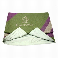 Airline First Class Blanket