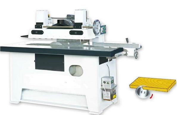 Auto-feeding Edge Cutting Rip Saw