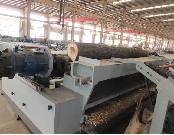 2.6meter Log debarker