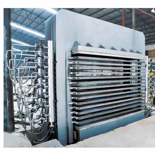 15 Layers Hot Press Machine