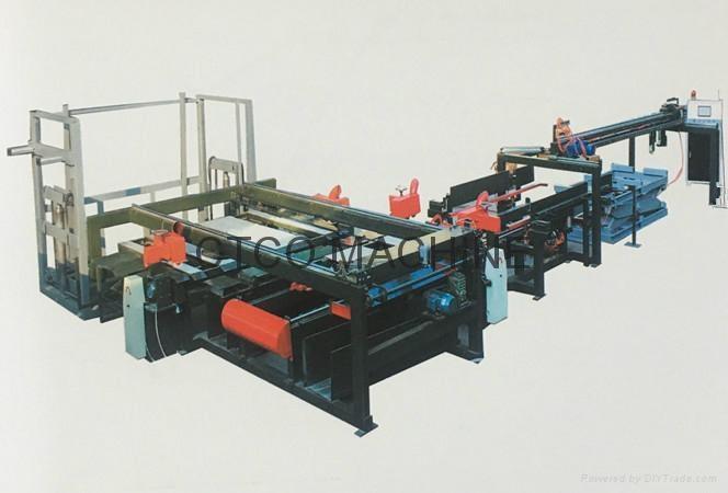 CNC Automatic Edge Trimming Saw