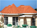 Stone Coated Metal Roof Tile 1