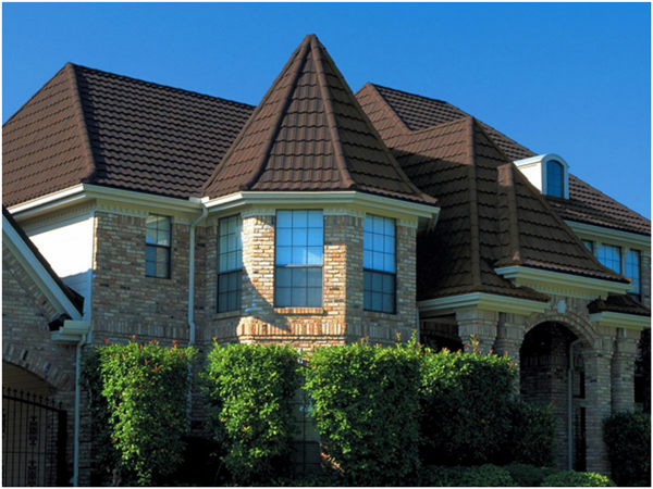 Stone Coated Metal Roof Tile 4