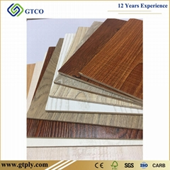 Synchronized Melamine Plywood