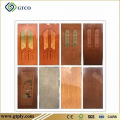 Fiber-Glass Plywood Door Skin